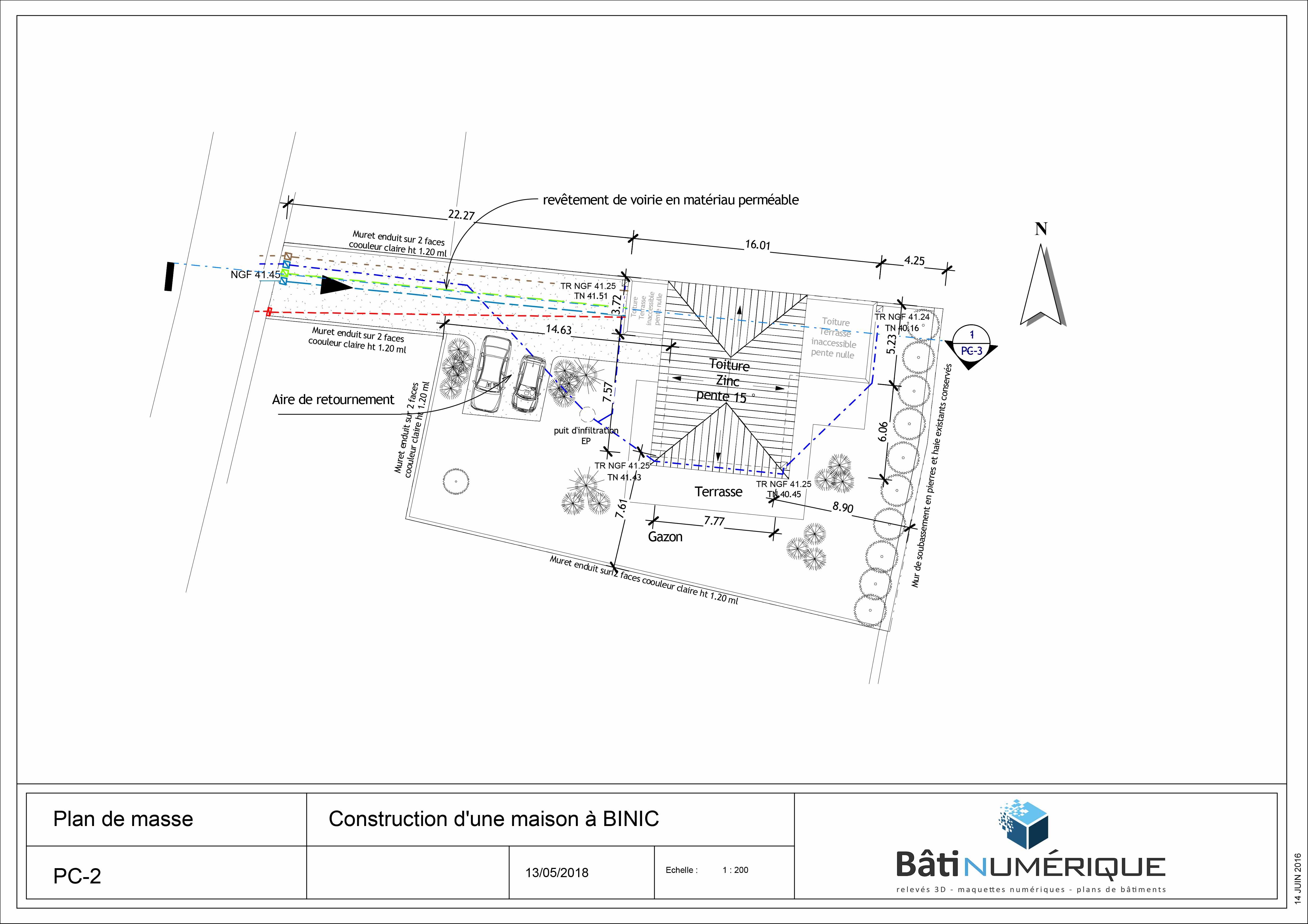 Batinumerique Permis De Construire